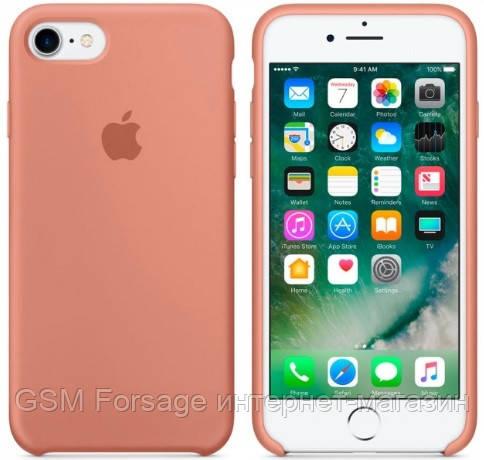Чехол (Silicone Case) для iPhone 7 / iPhone 8 Original Flaminggo