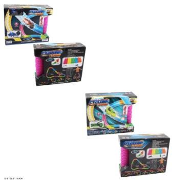 Трек 6688-68/9 Twister tubes батар.свет.2в.кор.32*10*26 /24/