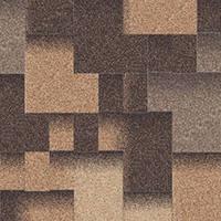 Битумная черепица «АКВАИЗОЛ» Акцент Персия (коричневый + антик + антик светлый)