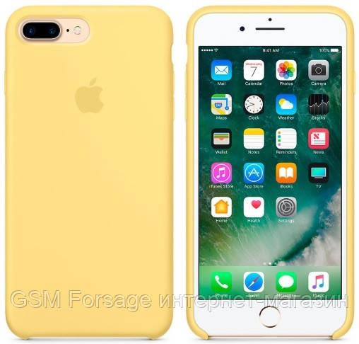 Чехол (Silicone Case) для iPhone 7 Plus / iPhone 8 Plus Original Pollen