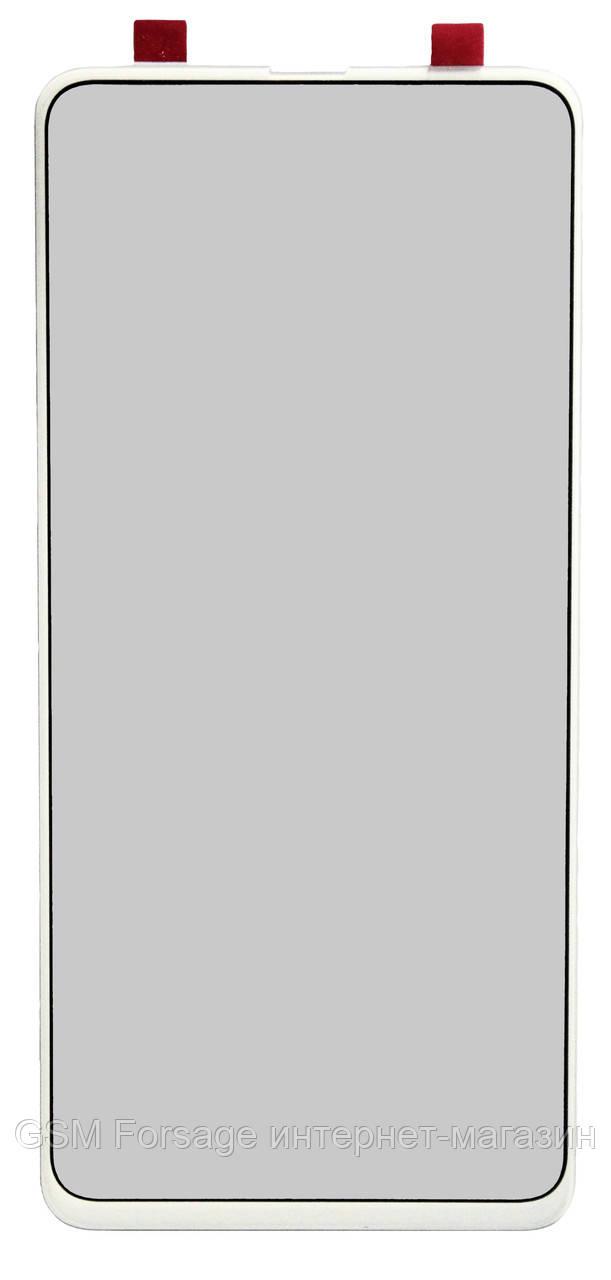 Стекло дисплея Xiaomi Mi Mix 3 White (для переклейки)