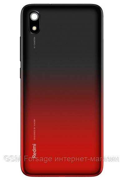 Задняя часть корпуса Xiaomi Redmi 7A Red