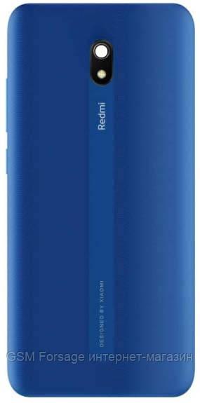 Задняя часть корпуса Xiaomi Redmi 8A Blue