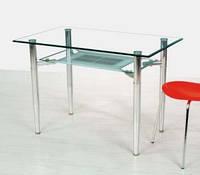 Стол обеденный С3 стекло