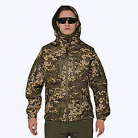 Куртка Softshell украинский пиксель ММ14, фото 1
