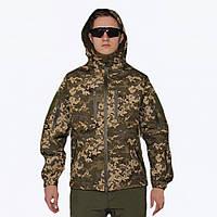Куртка Softshell український піксель ММ14, фото 1