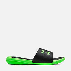 Шлепанцы Under Armour Playmaker Fixed Strap Slides 3000061-004