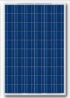 Поликристалическая солнечная панель 12В 100Вт