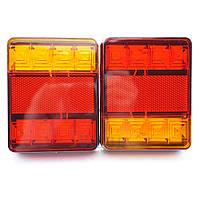 Автомобильный светодиодный стоп-сигнал 12 В поворотники / габариты / задний Led фонарь стоп прицепа