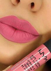 Стойкая жидкая матовая помада  NYX soft matte lip cream 11 milan оригинал