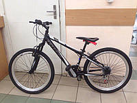 """Велосипед Totem Count 24"""", 11"""" Черный/Серый (22245)"""