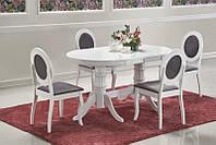 Стол раскладной JOSEPH белый 150(190)x90 (Halmar)