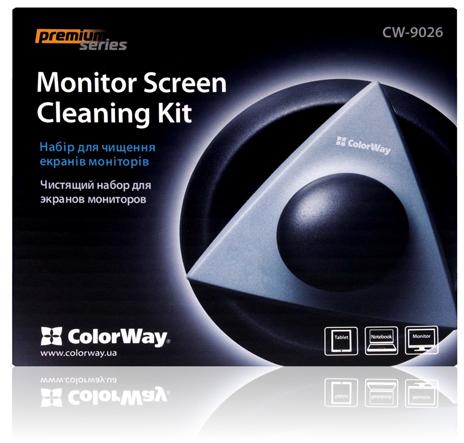Чистячий набір ColorWay Premium CW-9026 (CW-9026)