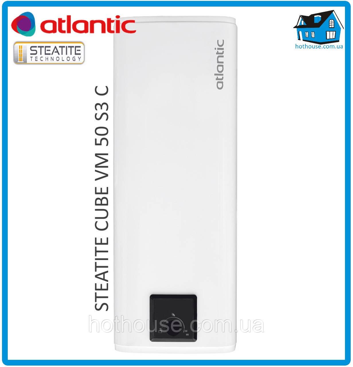 Водонагрівач Atlantic Stetite Cube VM 50 S3C