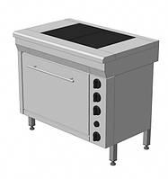 Плита электрическая кухонная с плавной регулировкой мощности ЭПК-2Ш эталон