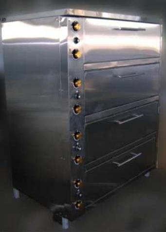 Пекарский шкаф ШПЭ-4 эталон