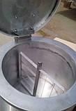 Котел пищеварочный электрический с миксером КПЭ-60 эталон, фото 2