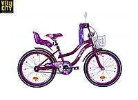 """Велосипед 20"""" FORMULA FLOWER PREMIUM 2020"""