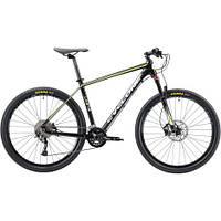 """Велосипед CYCLONE 27,5"""" LX 17"""" черный (19-020) 2019"""