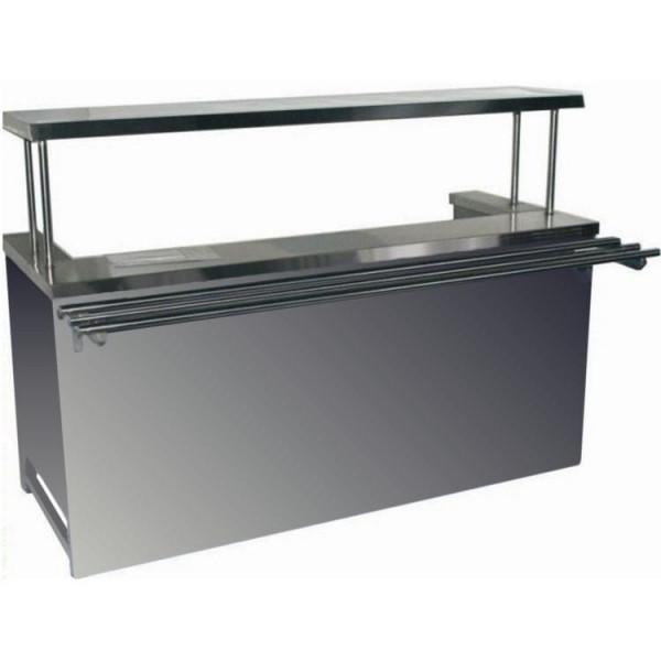 Мармит первых блюд нейтральный (НЭ) МАСТЕР 304/304 VSOP-1, 1200.0 (мм)