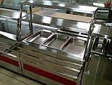 Мармит вторых блюд МСЭ-2 МАСТЕР 304/304 VSOP 1200.0 (мм), фото 2