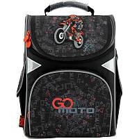 Рюкзак каркасний шкільний GoPack Education Moto GO20-5001S-11, 44597