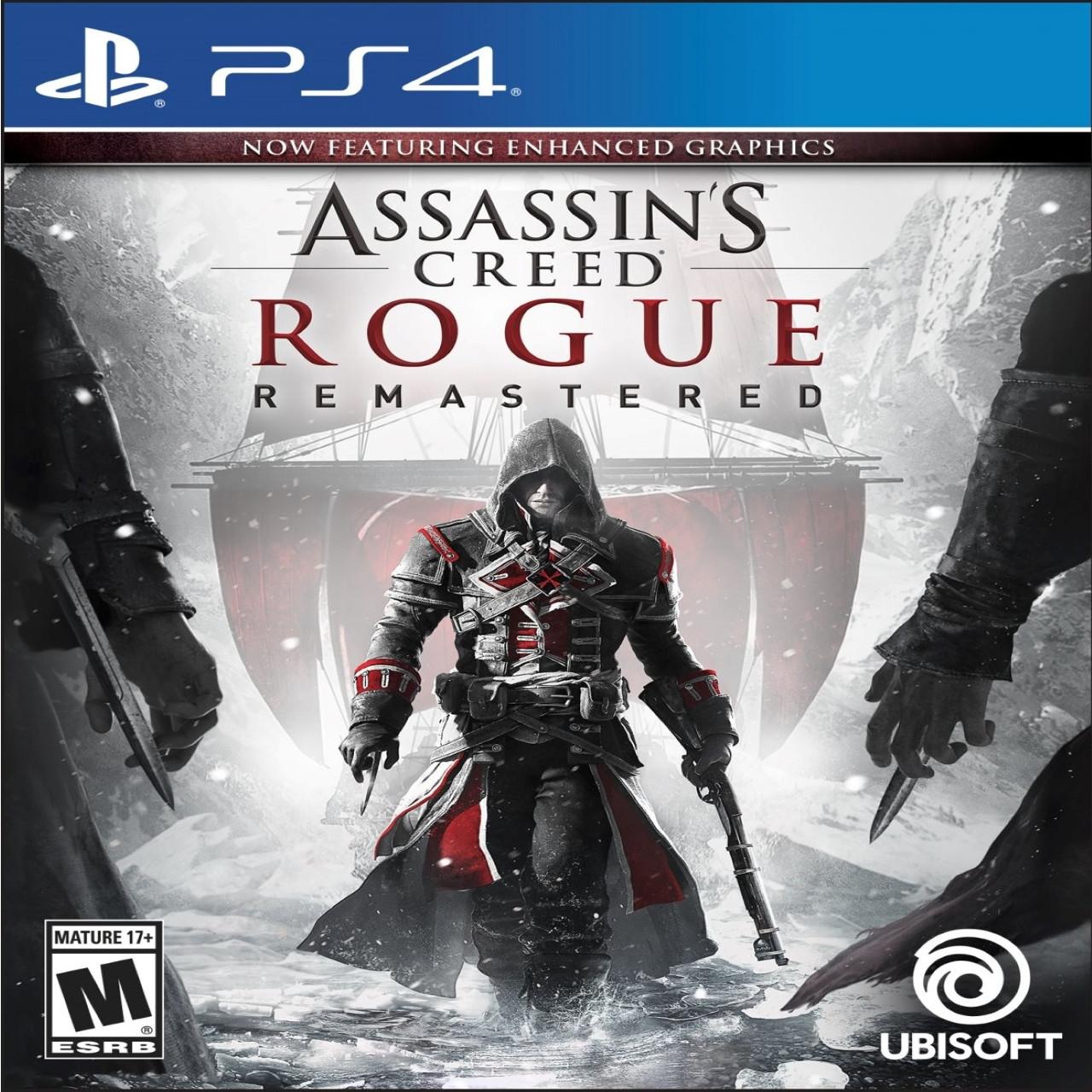 Assassin's Creed: Rogue RUS PS4