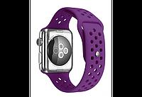 Ремешок Grand для смарт-часов Apple Watch 44mm Sport Purple (AL1523_44mm)