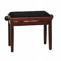 Банкетка Ever Play PB-9  для фортепиано цвет коричневый палисандр