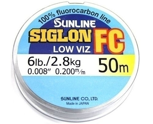 Флюорокарбон Sunline SIG-FC 50м 0.49 14.4кг