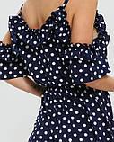 Платья  11475  S темно-синий, фото 4