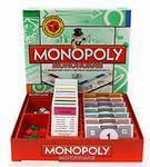 Монополія - настільна економічна гра!