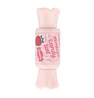 Тинт-мусс в стильной компактной упаковке The Saem Saemmul Mousse Candy Tint 02 Strawberry 10 г, фото 1