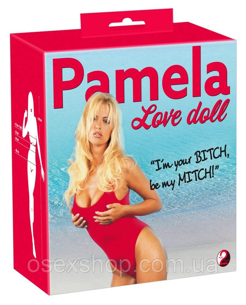 Секс кукла - Puppe Pamela