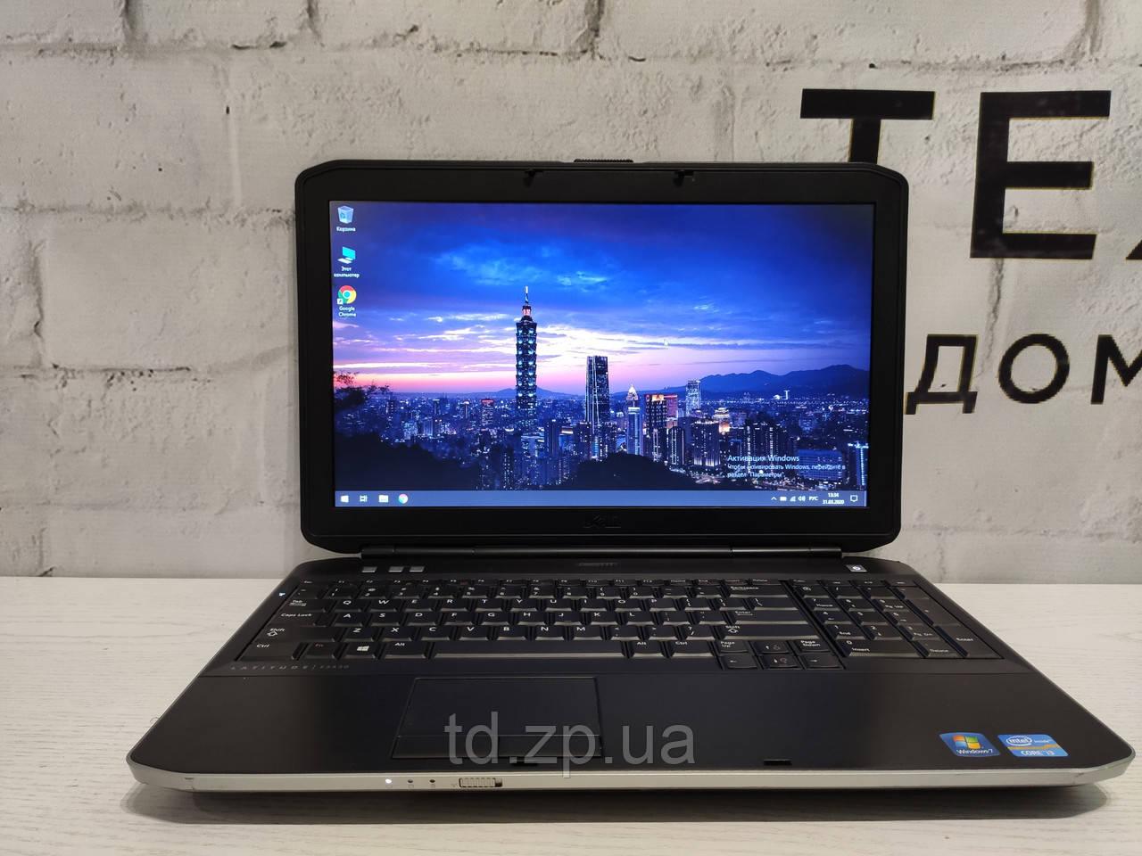 Ноутбук Dell Latitude E5530 15,6'' Intel Core i3 i3-2350M/4Gb DDR3/120Gb SSD / Intel HD 3000