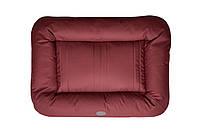 Двухсторонний лежак-понтон Lounger Red+Gray Waterproof