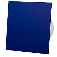 Витяжний вентилятор AirRoxy Таймер dRim 100 TS BB BLUE з панеллю синій синий пластик
