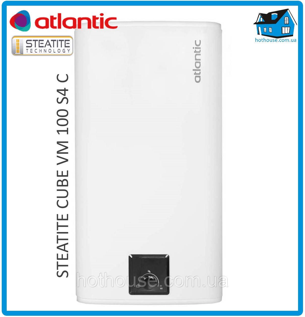 Водонагрівач Atlantic Stetite Cube VM 100 S4 C