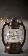 Декоративный фонарик в асс., Снеговик, Luca Lighting