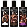 Набор массажных масел - Magoon Massage-Öle Set, 3х50 мл, фото 3