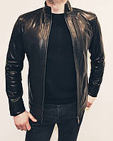 Куртка мужская кожаная. Турция