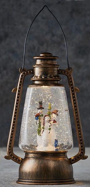 Luca Lighting Фонарик декоративный в асс., Снеговик