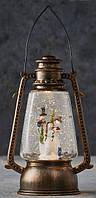 Фонарик декоративный в асс., Снеговик, Luca Lighting