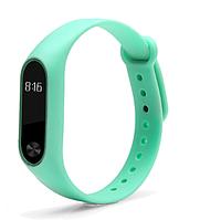 Силиконовый ремешок для фитнес-браслета Xiaomi Mi Band 2 Тиффани