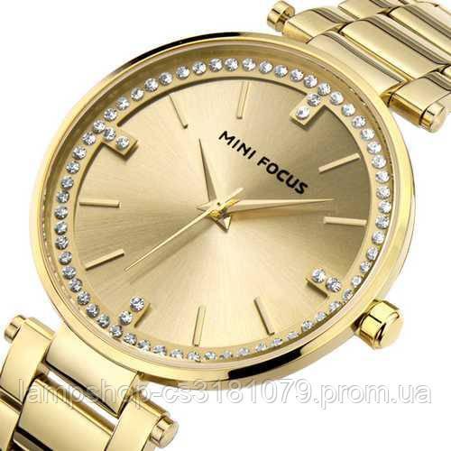 Mini Focus MF0031L All Gold
