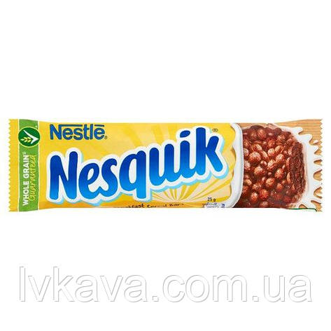 Мультизлаковый батончик Nesquik  Nestle , 25 гр, фото 2