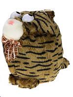 Забавная зверюшка - шар коричневая 1153404505