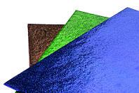 Фольга для упаковки подарков 50*70 см,уп 50 шт синяя 33 wishes (FUS) 1153404507
