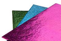 Фольга для упаковки подарков 50*70 см,уп 50 шт розовая 33 wishes (FURZ) 1153404509