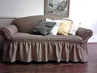 Универсальный защитный чехол для мебели, эластичный чехол для дивана